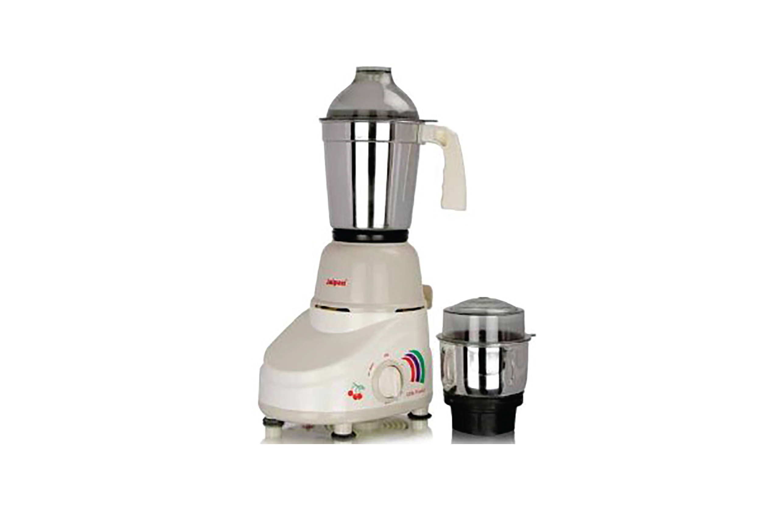 Jaipan JP_LM Little Master 350-Watt Mixer Grinder with 2 Stainless Steel Jars