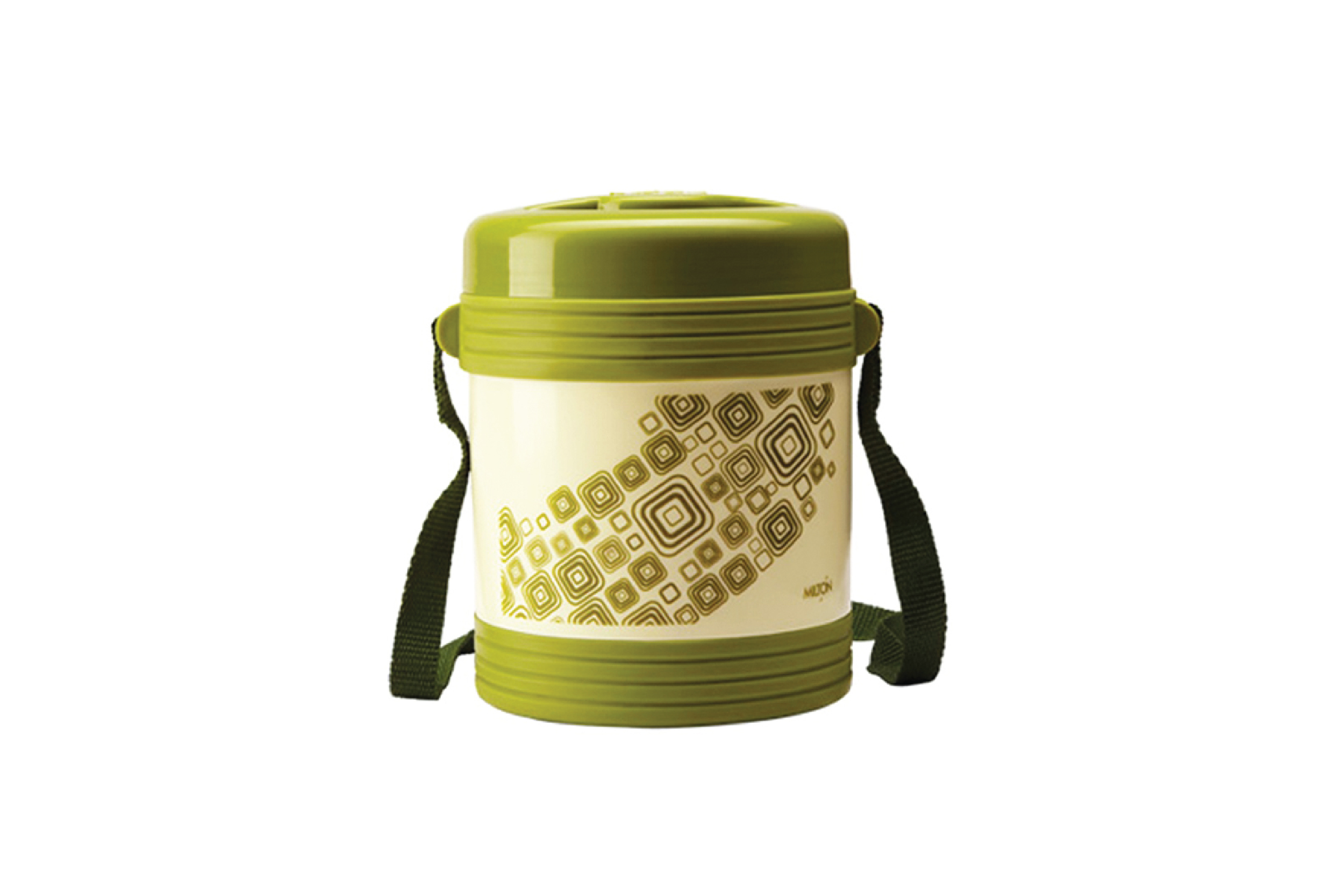 Milton Vector II Tiffin, Green