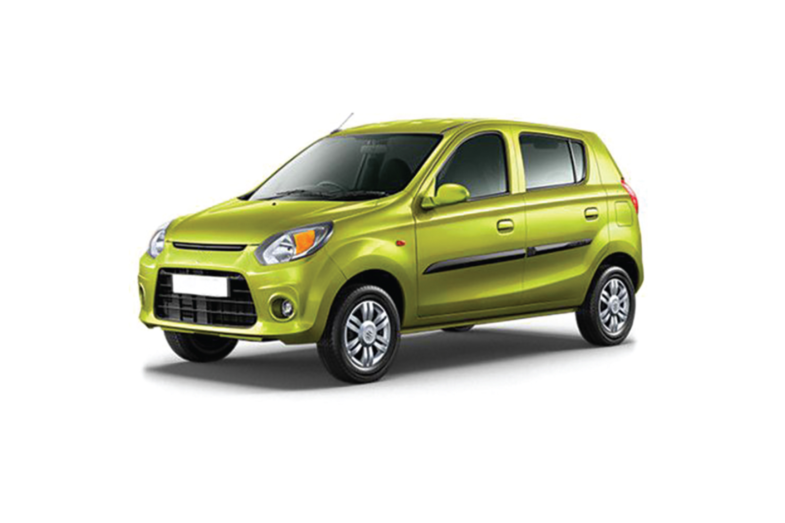 Any car upto Rs. 425000